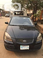 Kia Rio 2009 Black | Cars for sale in Lagos State, Surulere