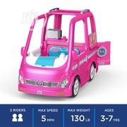 Barbie Power Wheels Dream Camper, Battery-Powered Ride-On Vehicle | Toys for sale in Lagos State, Ajah