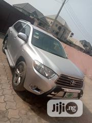 Toyota Highlander Sport 2010 Silver | Cars for sale in Delta State, Oshimili South