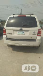 Ford Escape 2009 Limited 4WD White | Cars for sale in Rivers State, Port-Harcourt