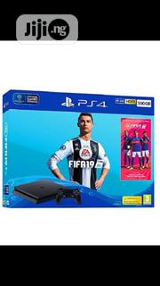 Sony Ps4 500gb With FIFA 19 Cd | Video Game Consoles for sale in Lagos State, Ikeja