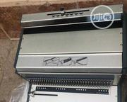 Heavy Duty Eletric Double Wire Binding Machine | Salon Equipment for sale in Lagos State, Lagos Island