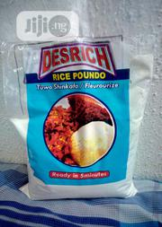 Desrich Poundo Rice For Sale In Lagos | Meals & Drinks for sale in Lagos State, Ajah