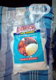 Desrich Original Rice Poundo In Stock Now, Order Now | Meals & Drinks for sale in Lagos State, Ajah
