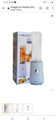 Sokany Smoothie Maker | Kitchen Appliances for sale in Lagos State, Lagos Island