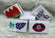 White Fashion Clutch Purse   Bags for sale in Lagos State, Lekki Phase 1