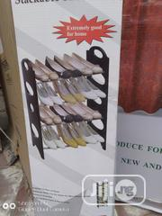 Shoe Rack 4 Step | Furniture for sale in Lagos State, Ojo