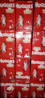 HUGGIES Little Snugglers Size 1-6 | Baby & Child Care for sale in Lagos State, Ikeja