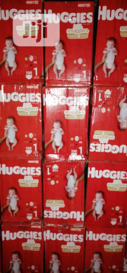 HUGGIES Little Snugglers Size 1-6