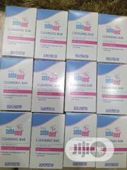 Sebamed Baby Cleansing Bar Soap | Baby & Child Care for sale in Lagos State, Ikeja
