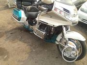 Honda Gold Wing 2009 White | Motorcycles & Scooters for sale in Lagos State, Amuwo-Odofin