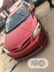 Toyota Corolla 2013 Red | Cars for sale in Lagos State, Lekki Phase 1
