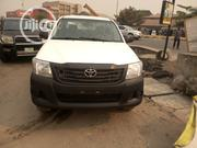 Toyota Hilux 2012 2.0 VVT-i SRX White   Cars for sale in Lagos State, Apapa