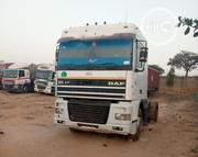 Daf Xf 95 2003 White For Sale | Trucks & Trailers for sale in Kaduna State, Chikun