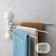 180 Degrees Stainless Steel Tube Turning Towel Bar | Home Accessories for sale in Lagos State, Lagos Island