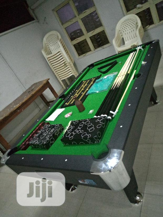 7fit Snooker Table.