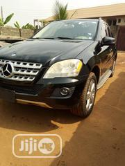 Mercedes-Benz M Class 2011 Black   Cars for sale in Rivers State, Port-Harcourt
