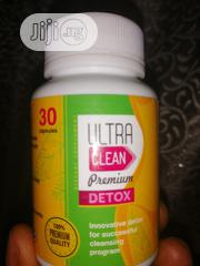 Ultra Clean Premium Detox Flush Out Infections, Parasites, Worms | Vitamins & Supplements for sale in Abuja (FCT) State, Mbora