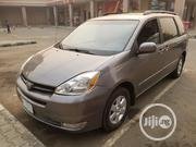 Toyota Sienna 2005 Gray | Cars for sale in Lagos State, Isolo