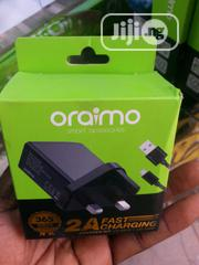 Original Oraimo Charger | Accessories for Mobile Phones & Tablets for sale in Lagos State, Ojo