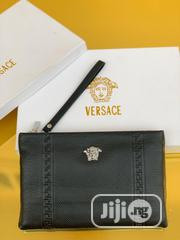 Top Quality Versace Designer Clutch Leather Bag | Bags for sale in Lagos State, Magodo