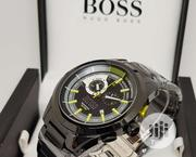 Top Quality Hugo Boss Designer Wrist Watch | Watches for sale in Lagos State, Magodo