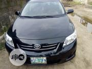 Toyota Corolla 2010 Black | Cars for sale in Lagos State, Ajah
