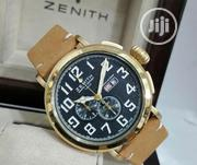 Zenith Chronograph Wristwatch | Watches for sale in Lagos State, Oshodi-Isolo