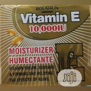 Vitamin E Moisturizer Cream 10,000IU For Anti Aging | Skin Care for sale in Lagos State, Lagos Mainland