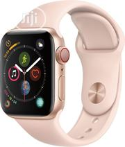 Apple Iwatch Series 4 - 44mm GPS + Cellular - Rose Gold | Smart Watches & Trackers for sale in Lagos State, Ikeja