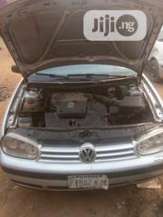 Volkswagen Golf 2.0 1999 Silver | Cars for sale in Lagos State, Isolo
