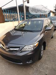 Toyota Corolla 2013 Gray | Cars for sale in Rivers State, Port-Harcourt
