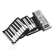 61 Keys Soft Roll Up Piano Keyboard | Computer Accessories  for sale in Lagos State, Ikeja
