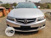Acura TSX 2006 Silver | Cars for sale in Lagos State, Lagos Mainland