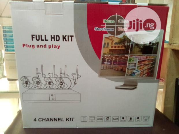 Archive: Plug And Play Wireless 4 Channel Kit