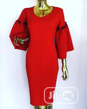 Bell Sleeve Dress | Clothing for sale in Rivers State, Port-Harcourt