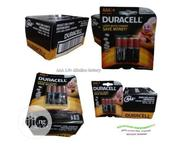 Duracell AAA 1.5volts Alkaline Battery, 1 Pack/12 Cards | Accessories & Supplies for Electronics for sale in Lagos State, Ajah
