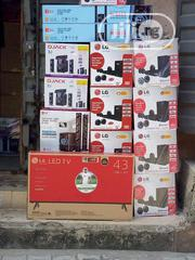 LG LED 43 Inches Television | TV & DVD Equipment for sale in Lagos State, Ilupeju