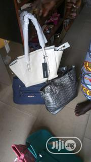 Ladies Trendy White Handbag | Bags for sale in Lagos State, Isolo
