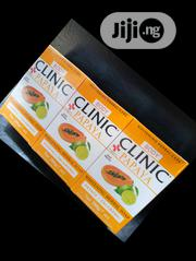 Body Clinic Papaya Whitening Herbal Soap(3 In A Pack) | Bath & Body for sale in Lagos State, Ojo