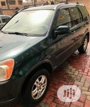 Honda CR-V 2004 Green | Cars for sale in Lagos State, Lagos Mainland