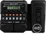 Zoom G1X FOUR Guitar Multi-effects Processor With Expression Pedal | Audio & Music Equipment for sale in Lagos State, Ikeja