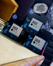 Hp Ink Cartridge 302 Black | Accessories & Supplies for Electronics for sale in Lagos State, Ikeja