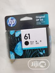 Original HP Ink Cartridge 61 | Accessories & Supplies for Electronics for sale in Lagos State, Ajah