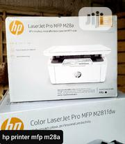 Hp Laserjet Pro Mfp M28a | Printers & Scanners for sale in Lagos State, Ikeja