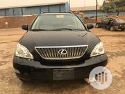 Lexus RX 2007 350 4x4 Black   Cars for sale in Lagos State, Ikeja