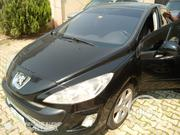 Peugeot 308 2012 Hatchback 1.4 Black | Cars for sale in Abuja (FCT) State, Gwarinpa