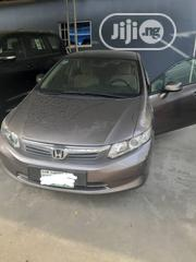 Honda Civic 2012 Gray | Cars for sale in Lagos State, Lagos Island