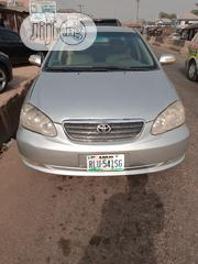 Toyota Corolla Sedan Automatic 2003 Silver | Cars for sale in Rivers State, Port-Harcourt