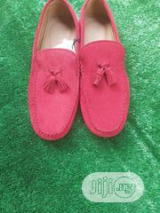 Zara Leather Mocassin With A Split Suede Finish | Shoes for sale in Lagos State, Ikeja